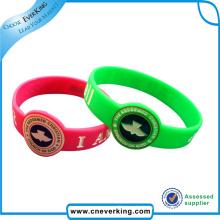 Bracelet promotionnel en silicone pour enfant