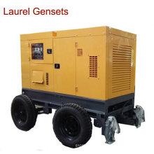 Cummins Diesel Generator Set Portable 20kVA Wassergekühlt