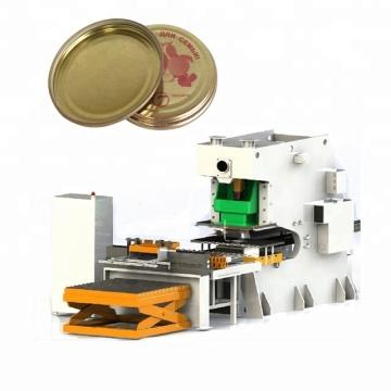 Automatic Sko Cap Glass jar lid making machine