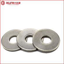 Arandela plana de acero al carbono, DIN9021