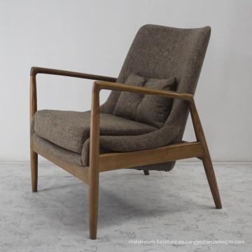 Mobiliario de Sala de Diseño Nodal Sofás de Madera de Alta Calidad