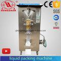 Fábrica automática de Fostream bolsita agua de llenado y envasado planta con 220 v