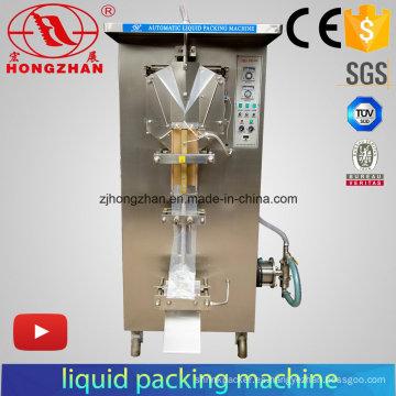 Bolsita de agua línea de producción de embalaje de relleno con 220V
