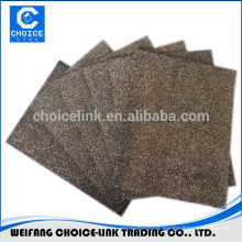 Composite fiberglass mesh mat rubber modified asphalt roofing felt