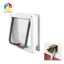 Venda quente de plástico ABS venda Quente Pet Dog cat porta cat flap Venda quente de plástico ABS Venda quente Pet Dog gato porta cat flap
