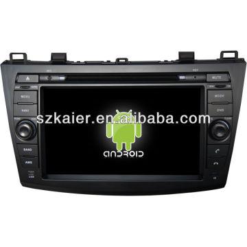 автомобильный DVD-плеер для системы Android Мазда3