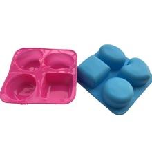 moules à savon ovales en silicone moule à savon ovale