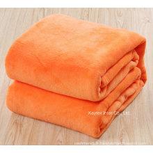 Jet de couverture pour bébé enfant en laine polaire (B14108-1)