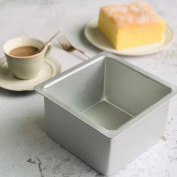 8 Zoll quadratische Kuchenformen