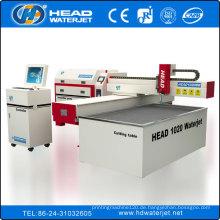 Spezielle Panel Bakelit Wasser Cutter Preis cnc Wasserstrahl Schneidemaschine