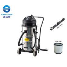 2000W / 3000W aço inoxidável seco aspirador com Squeegee (LC80-2W)