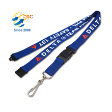 Cheap Price Top Quality customized Size Printing Logo Polyester Lanyard