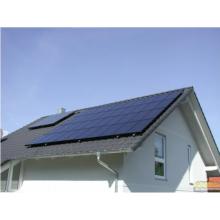 Support de panneau solaire avec rails en aluminium