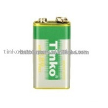 dry battery 6F22 9V with SGS/ROHS