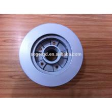 GG40 cast iron auto parts brake drum/brake disc/brake shoes