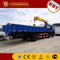 O caminhão telescópico do crescimento de 10 toneladas montou o guindaste SQ10SK3Q