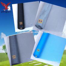 high quality colourful pvc coated fiber glass window screens