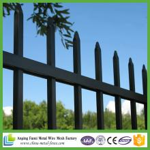 Best Selling Products Strength Galvanized Vorgefertigte Sicherheit Stahl Zaun
