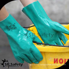 SRSAFETY nitrile chemical resistant glove