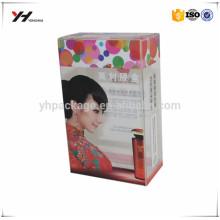 Hangzhou Print Logo Emballage en ligne Shopping Boîte-cadeau en plastique