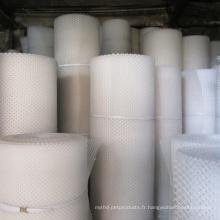 Panneau en plastique de filet de PerForated, maille en plastique de catégorie comestible, manchons en plastique de maille