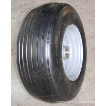 Césped la rueda o ruedas de la cortadora de césped (tamaño 16x6.50-8 y otros)