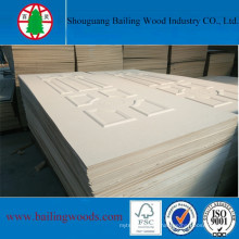 2.7mm Plain Moulded HDF Doorskin