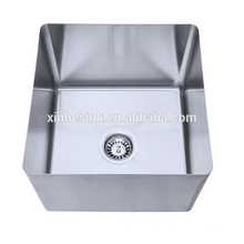 Stainless Steel fabricated handmade bowl Compartment sink