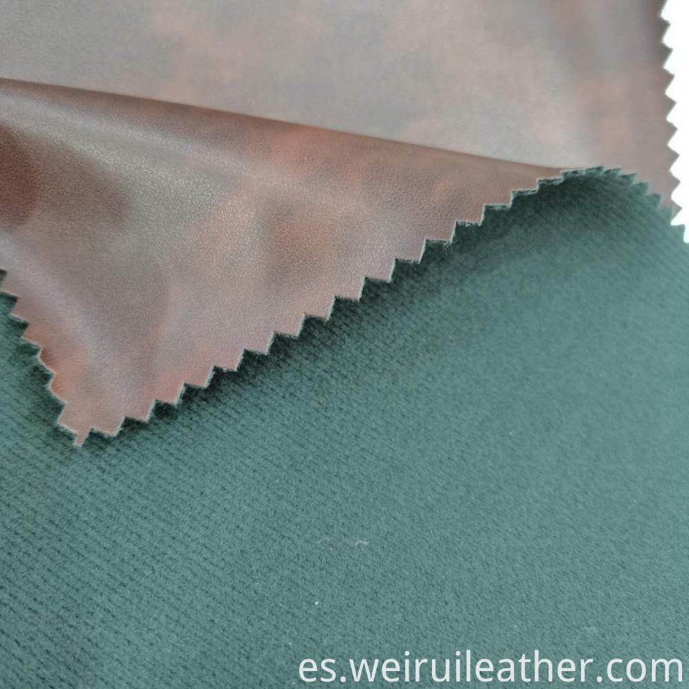 Well Selling Pu Leather