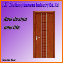 Solid Natural Wood Door for The Exterior Yf-S06