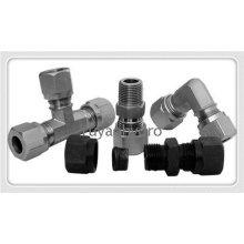 DIN2353 Standard Tipo de mordida Conexões de tubo