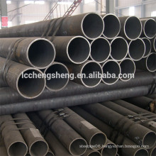 API 5L ASTM A53 A106 SEAMLESS STEEL PIPE WITH BLACK COATING BEVELLED ENDS AND CAPS