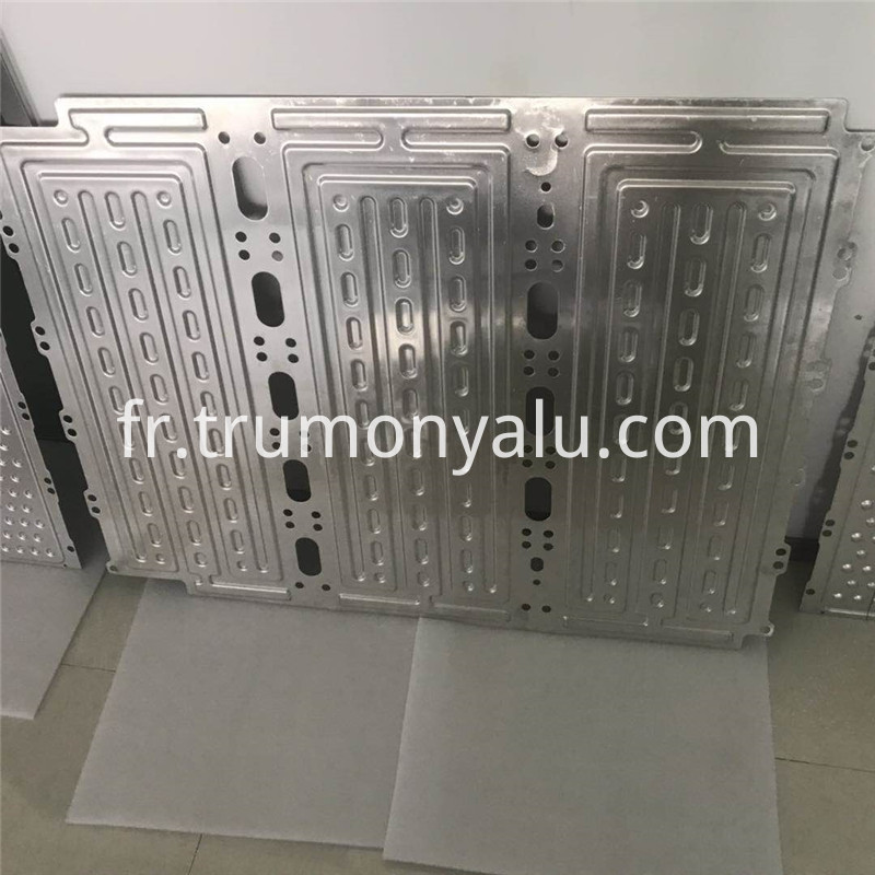 Aluminum Water Cooling Plate4