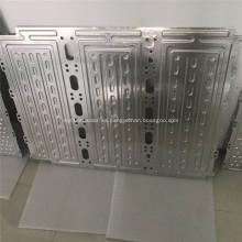 Placa de recogida de calor de aluminio para panel solar