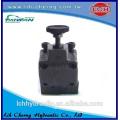 Yuken 100l/min types with 160bar 80l/min control valve