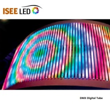 5050 DMX rgb led رقميّ أنبوب ضوء خطيّ