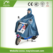Material Plastic Emergency Waterproof Poncho adulto