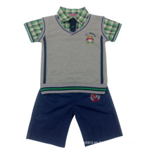 Traje de ropa deportiva Summer Boy Kids en ropa para niños (SP002)