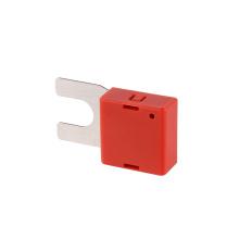 Sensor de temperatura do barramento de saída para a junta do cabo