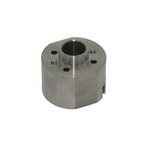 стальные или алюминиевые части CNC подвергая механической обработке и подвергать механической обработке