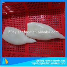 frozen squid tube u3 u4 u5 u7 u10 wholesale