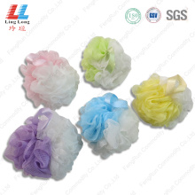 Foam two sides gradient sponge ball