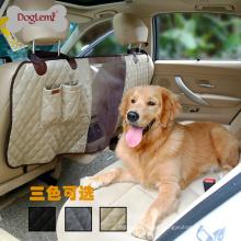 Barreira impermeável do animal de estimação do carro do cão do banco traseiro do curso do curso do projeto novo