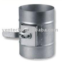 round duct damper