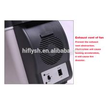 HF-600B (104) DC 12 V AC 220 V portátil mini hot vender carro e casa duplo uso legal e quente uso carro geladeira (certificado do CE)