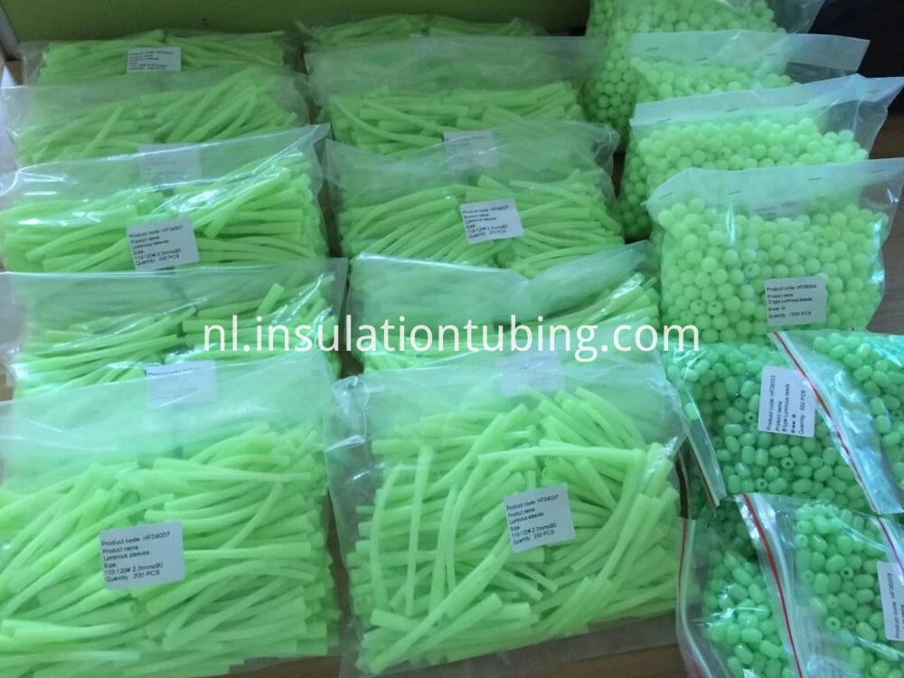 Luminous Tube Fishing Leaders Line Rigs For Sea Fishing