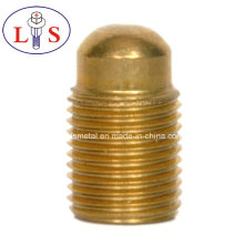 High Quality Brass Machined Slotted Set Screw
