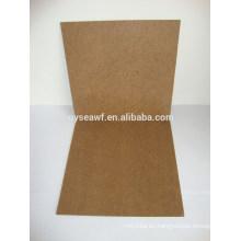 Cartón liso para decoración 1000X2000X3MM