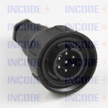 Plug IP68 7Way Cable Mounting