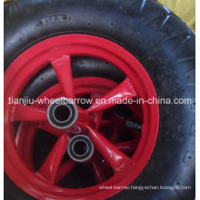 Strong Rim Air Wheels with High Quality Tyre and Tube